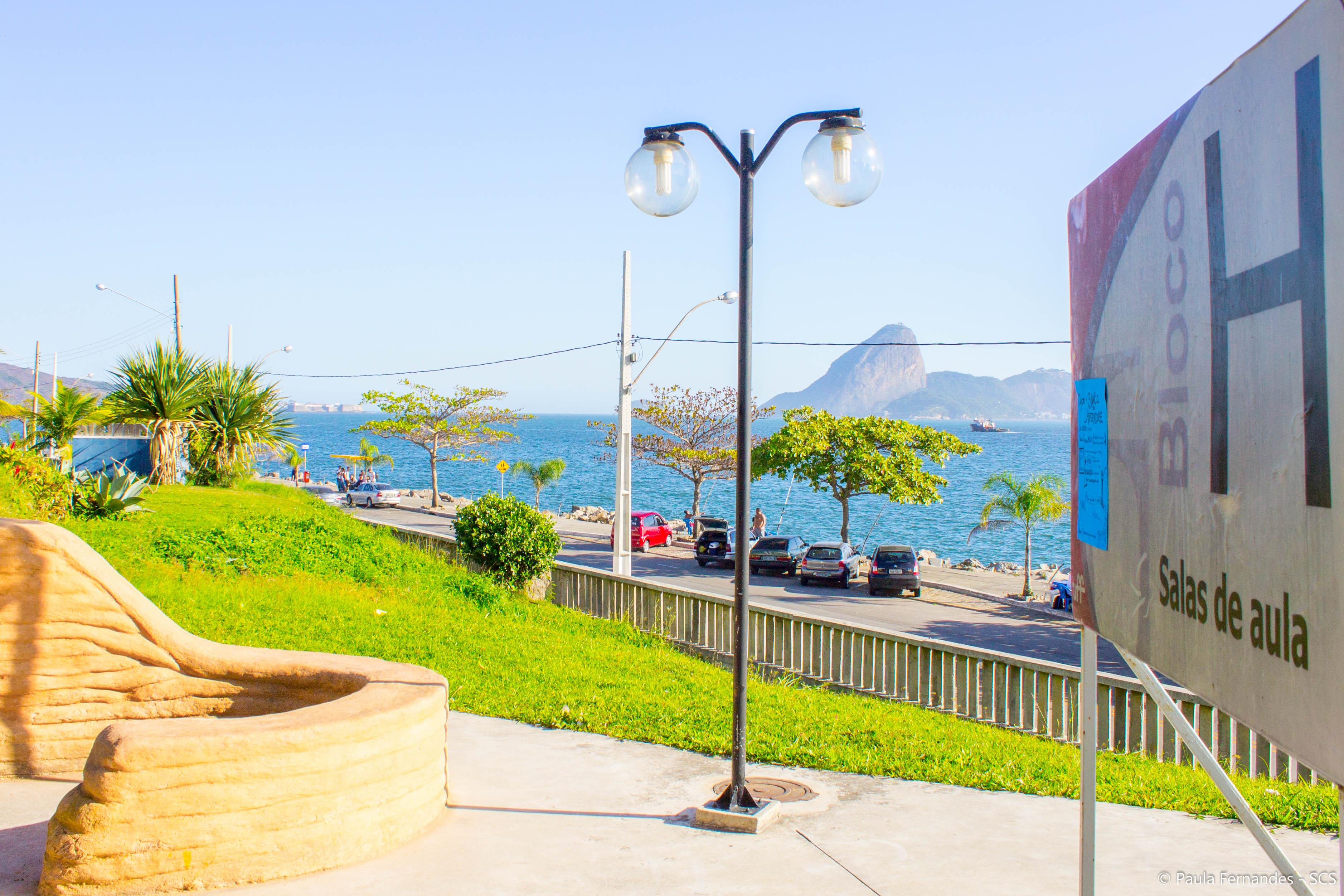 2. Campus da Praia Vermelha